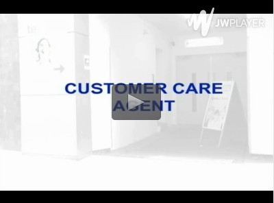 Customer Care Agent Job